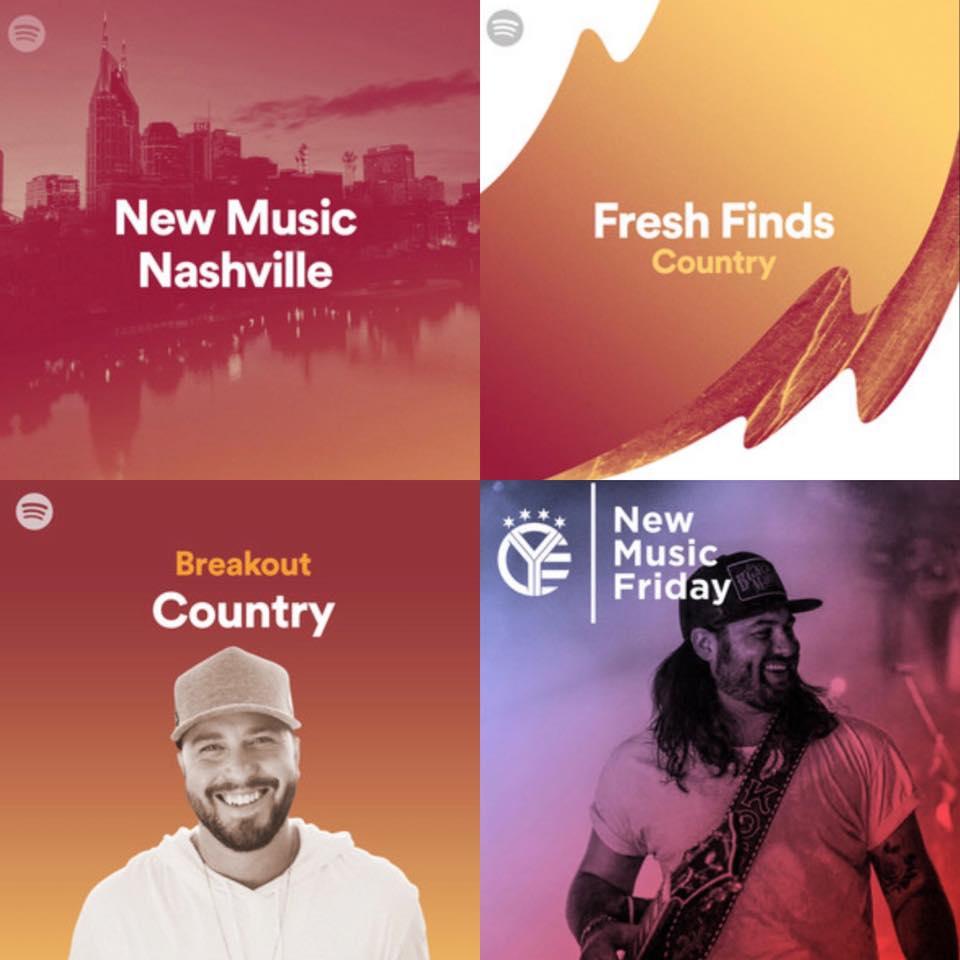 spotify playlist Archives - Aubrey Wollett - Female Country